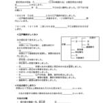 中学受験歴史プリント(改訂版) 江戸時代〜現代